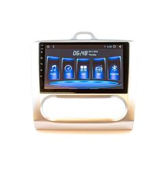 Hardstone Android-hovedenhet for Ford Ford Focus 2005-2007 m/automatisk AC