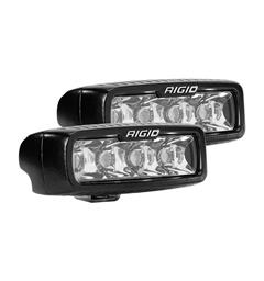 Rigid Industries SR-Q LED, 1568 lumen, 428 meter, par